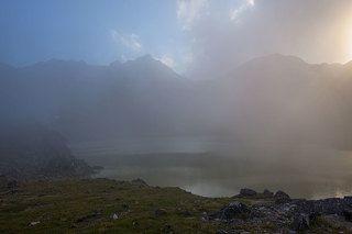 Озеро Сылтранкель