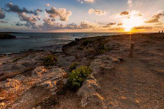 Национальный парк Дор. Израиль