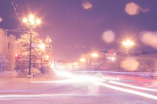 Вечерний Магадан