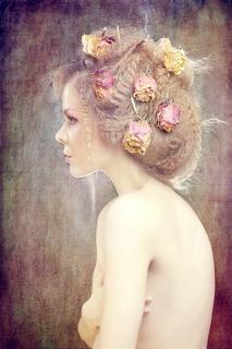 фото Мария Тимофеева, стиль Оксана Бреусова, модель Vera Ann