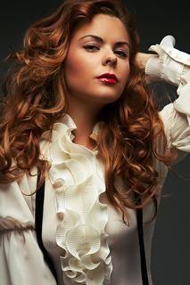 фото Ася Каро, стиль Ольга Немка, модель Vera Ann