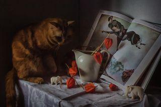Ценитель Шагала :)
