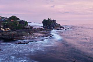 Pura Tanah Lot - что означает «Храм Большой Земли».