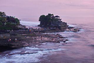 Один из самых знаменитых храмов на Бали.