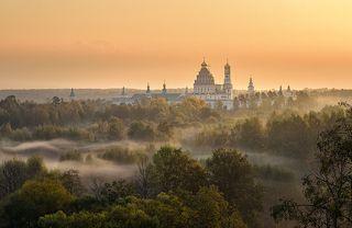 Ново–Иерусалимский ставропигиальный мужской монастырь г. Истра Московская областьь