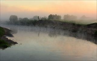 Начало восхода