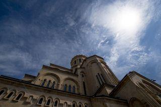 Цми́нда Са́меба (кафедральный собор Пресвятой Троицы в Тбилиси)