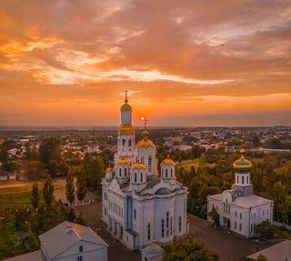 Собор Покрова Пресвятой Богородицы.