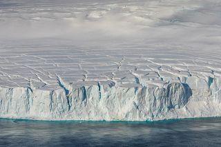 Арктические льды. Земля Франца Иосифа, Баренцево море.