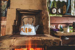 скоро будет чай...