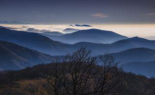 Западный Кавказ хребет Коцехур