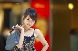 китайская красавица