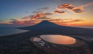 Вулкан Стокап.