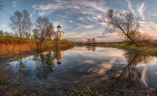Храм Покрова на Нерли. Владимирская область.