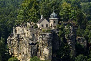 Чешская республика: Замок Слоуп