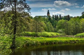 Чешская республика: Замок Лемберк