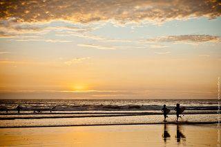 Круглогодичный рай для сёрферов. Мир океана и солнца.