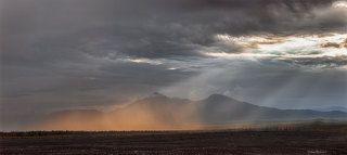 район вулкана Шевелуч