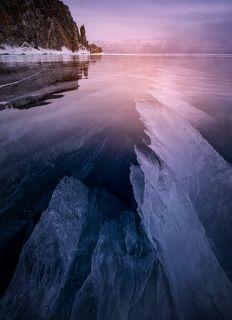 Вселенная, застывшая во льдах