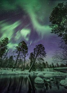 Волшебство полярной ночи