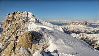Гора Мармолада, \