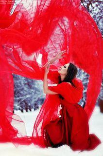 Красная зима