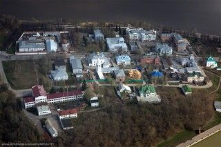 Город Чебоксары
