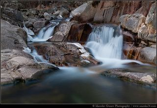 Sandanska bistrica river