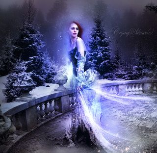Magic amulet Snow Queen (До и после) - http://cryingsilence.gallery.ru/watch?ph=Q2W-dDd2g