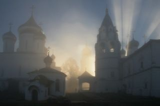 Чудо в монастыре