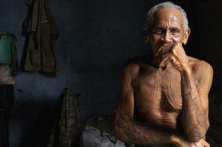 Cuba old soldier.