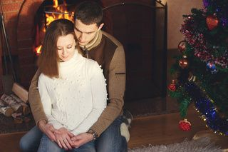 The сhristmas story Darya and Egor