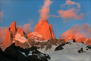 Фитц Рой, Аргентина