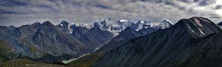 И вот она: долгожданная панорама Ак-Кемской долины