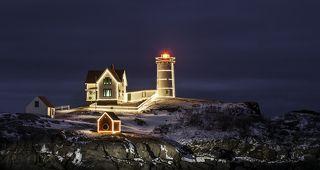 Cape Neddick (Nubble) Lighthouse, York