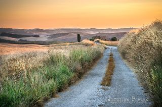 in Val d\'Orcia