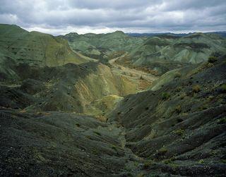 №2. Малахитовые холмы.