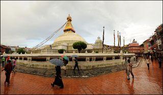 ступа Боднахт, Катманду