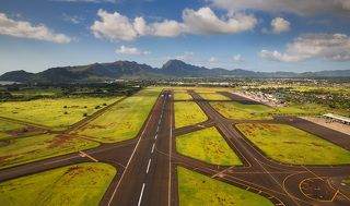 1.Остров Кауаи – самый древний из основынх Гавайских островов, возникший 6 млн.лет назад в результате вулканической активности.