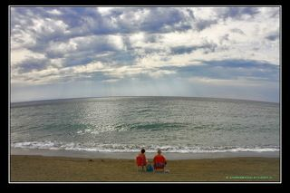 Море для двоих.