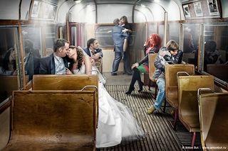 Любовь в трамвае