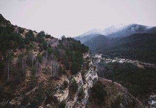 Россия, Дагестан, Шамильский район, окрестности селения Кахиб.