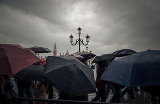 Венеция. Мокрофото