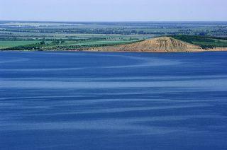 Озеро Аслыкуль
