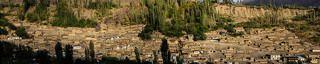 Предлагаю посмотреть на фотографию деревни более детально по следующей ссылке: http://goo.gl/mlNaOc