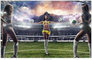 FIFA WORLD CUP 2014 Brazil/Бразилия