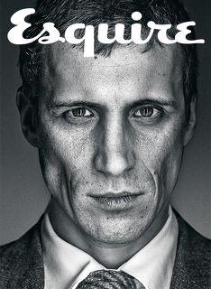 Портрет  в стиле Esquire Фото: Lustre Art Group