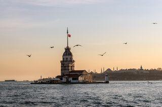 Стамбульский вечер