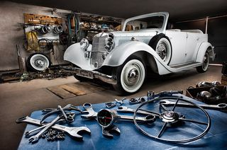 1. Mercedes-Benz 170