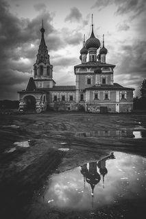Углич, июль, 2015. www.singareev.ru